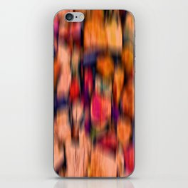 Stone washed iPhone Skin
