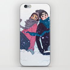 alliwantforchristmas iPhone & iPod Skin