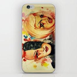 Lady Michel und Elektra Trash (VIDEO IN DESCRIPTION!) iPhone Skin