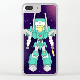 Brainstorm S1 Clear iPhone Case