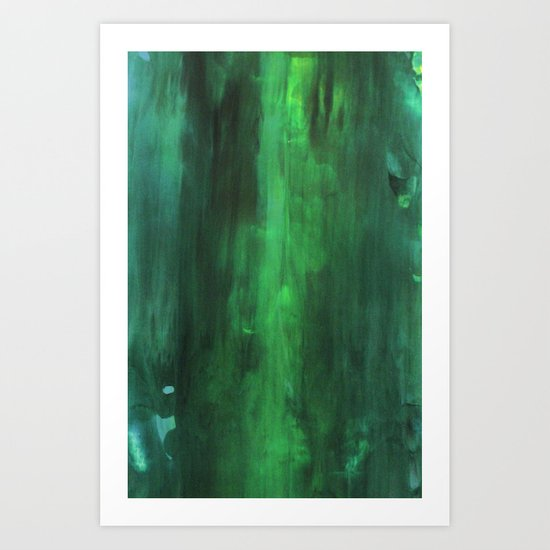 Abstract Painting 23 Art Print