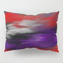 Variegated dark color Pillow Sham