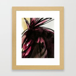 Organic Embrace 1 by Kathy Morton Stanion Framed Art Print