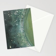 Galaxy No. 2  Stationery Cards