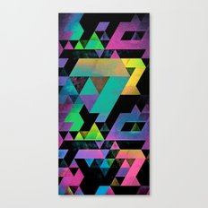 nyyn jwwl myze Canvas Print