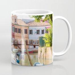 Sunday Morning on Murano Island, Venice, Italy Coffee Mug