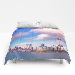 Shangai sky Comforters