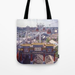 Expo 86 People's Republic of China Tote Bag