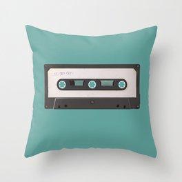 Long Play Throw Pillow