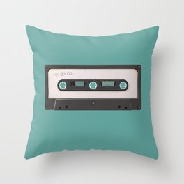 Long Play Throw Pillow