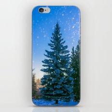 Christmas tree 2 iPhone & iPod Skin