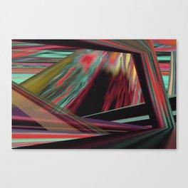 Vulkan Canvas Print