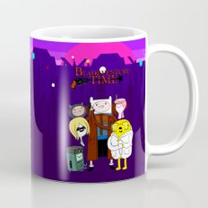 Blade-venture Time Mug