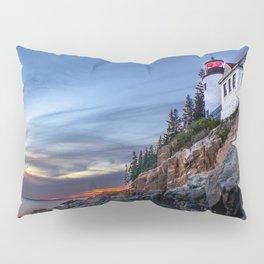 Bass Harbor Light in Acadia National Park Pillow Sham