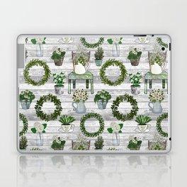 Farmhouse Botanicals Laptop & iPad Skin