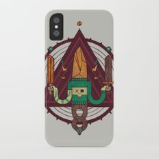 He, with the peculiar voice Slim Case iPhone X