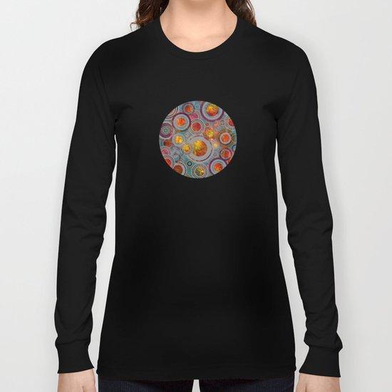 Full of Golden Dots Long Sleeve T-shirt
