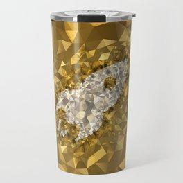 POLYNOID Rocket / Gold Edition Travel Mug