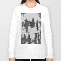 birch Long Sleeve T-shirts featuring Birch by vdell