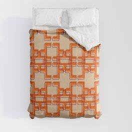 Afo Mid Century Modern Pattern Comforters