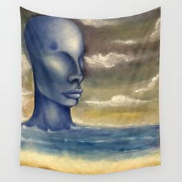La Planète sauvage Wall Tapestry