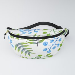 Leaves and more leaves Fanny Pack