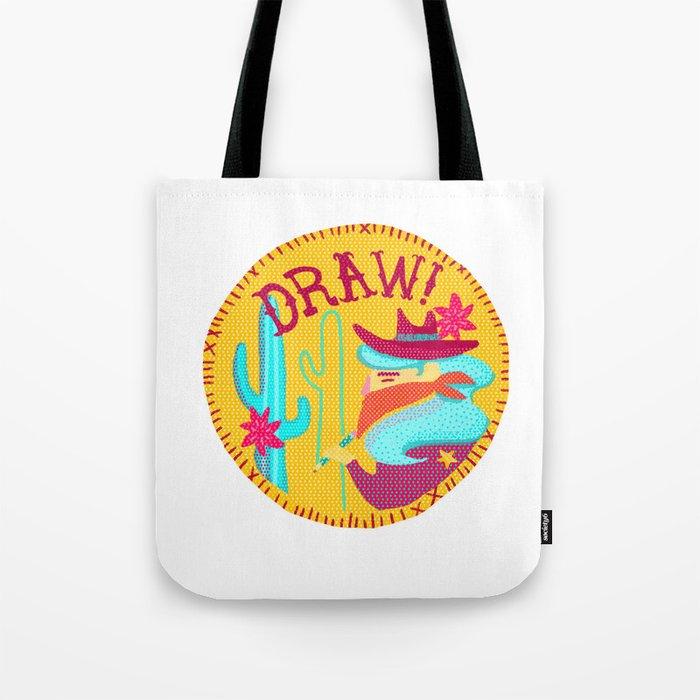 3 2 1 Draw Tote Bag By Maddyvian Society6