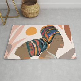 Women with the Turbans Rug