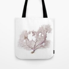 CORAL FAN Tote Bag