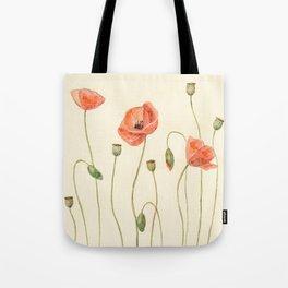 Papaver Tote Bag