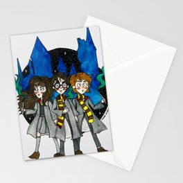 Welcome to Hogwarts Stationery Cards