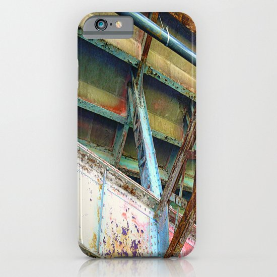 Beams and Girders - Charles River Overpass iPhone & iPod Case
