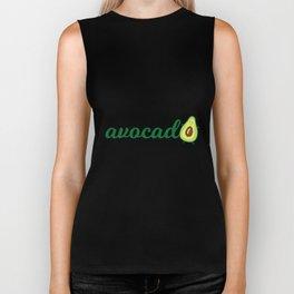 if you don't like avocado i don't like you. Biker Tank