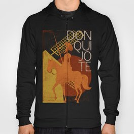 Books Collection: Don Quixote Hoody