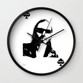 Lemmy Ace of Spades #2 Wall Clock