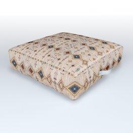 N250 - Oriental Heritage Berber Traditional Moroccan Style Outdoor Floor Cushion