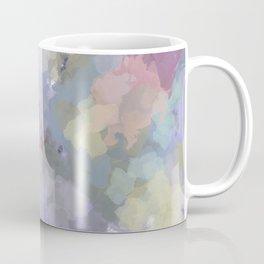 Floral Watercolor Abstract Coffee Mug