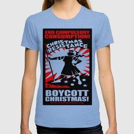 Christmas Resistance  T-shirt