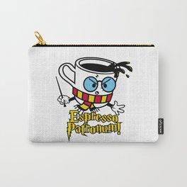 Espresso Patronum! Carry-All Pouch