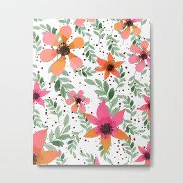Autumn Flora #society6artprint #buyart #decor Metal Print