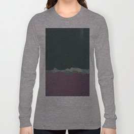 SURFACE #4 // CASTLE Long Sleeve T-shirt