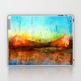 Birch Bark Canoe Laptop & iPad Skin