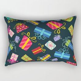 Christmas Gifts Rectangular Pillow