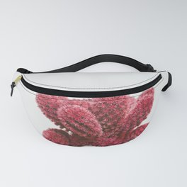 Red Beauty Fanny Pack