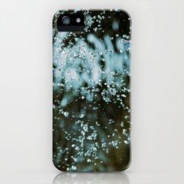 Cold Splashes iPhone Case