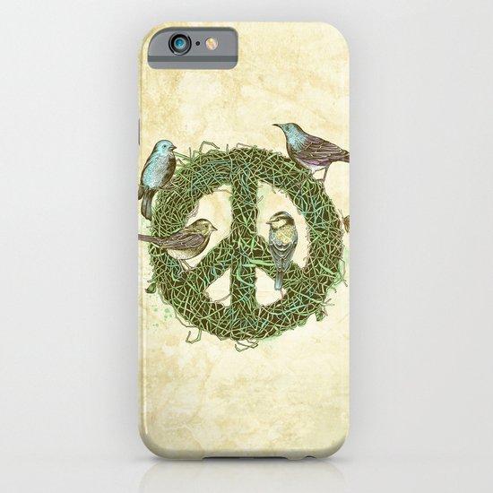 Peace Talks iPhone & iPod Case