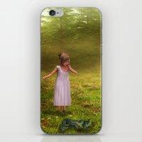 fairy tale iPhone & iPod Skins featuring Fairy Tale by Susann Mielke