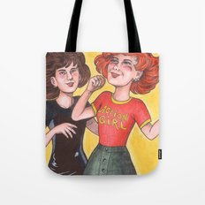 Action Girls Tote Bag