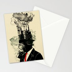 Businessman Stationery Cards
