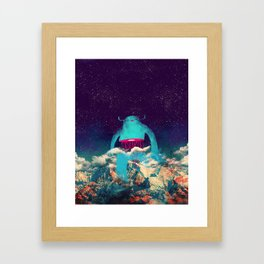 Did you know, son? Framed Art Print